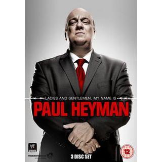 WWE: Ladies And Gentlemen, My Name Is Paul Heyman [DVD]